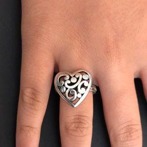 Brighton 9.25 silver ring